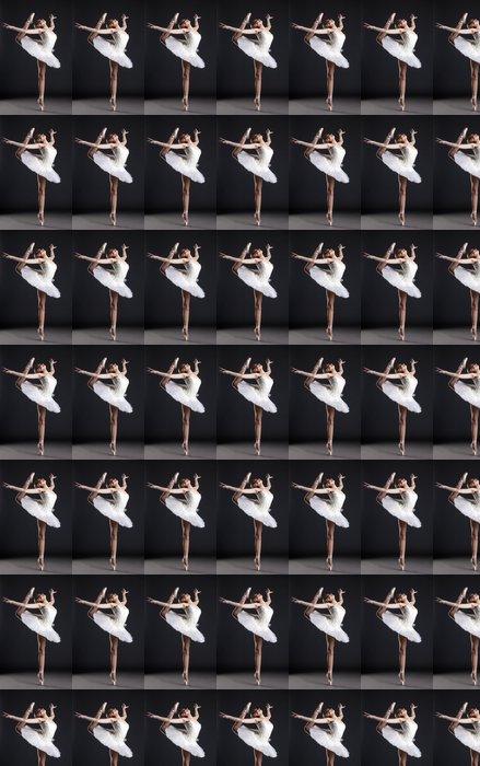 Vinylová Tapeta Obrázek flexibilní roztomilé Baletka v ateliéru - Témata