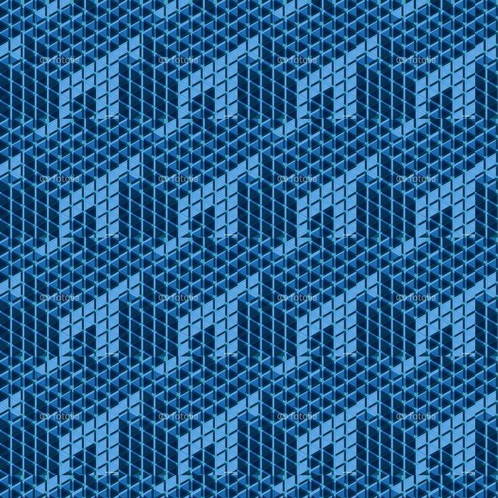 Vinylová Tapeta Vektor pozadí s trojúhelníkem - Pozadí