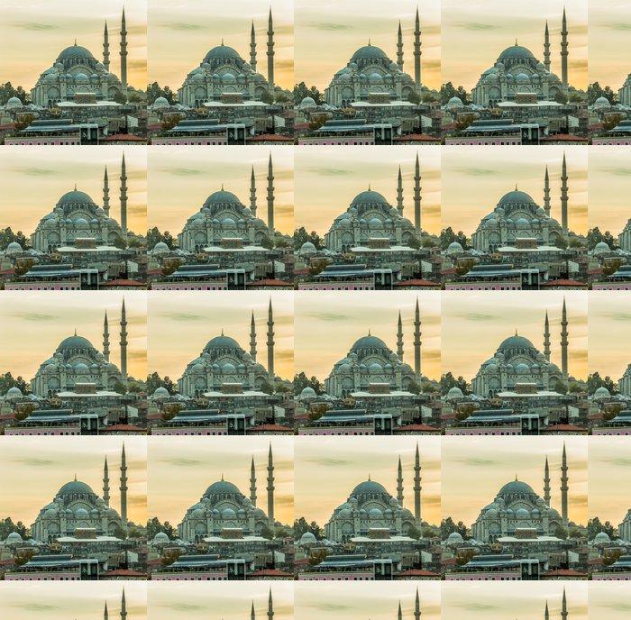 Vinylová Tapeta Suleymaniye Mosque - Střední Východ