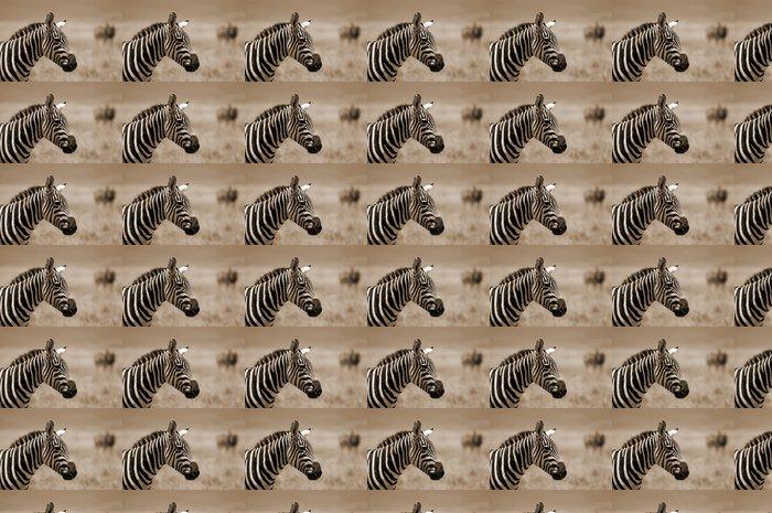 Vinylová Tapeta Zebra - Témata