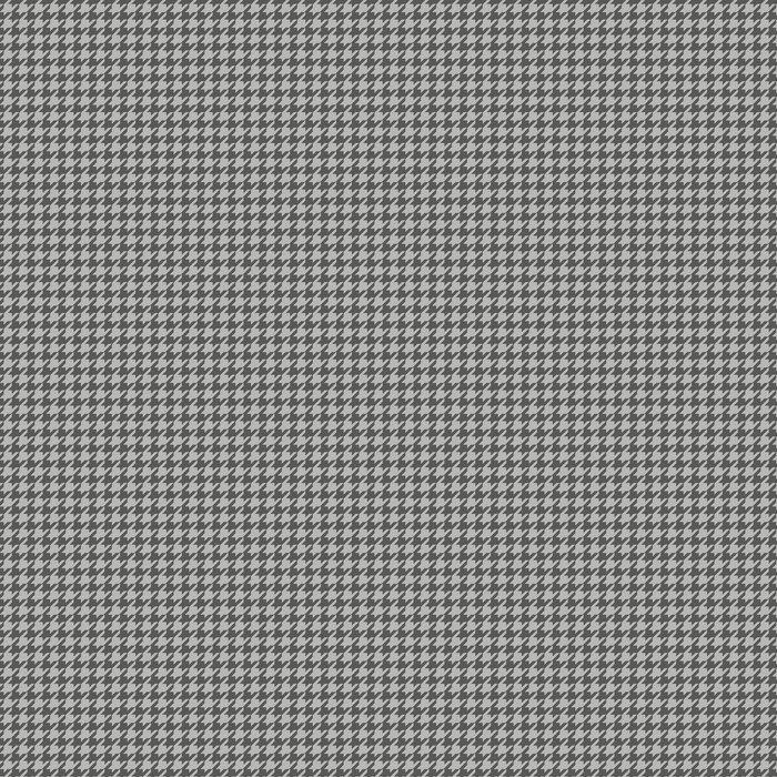Papier Peint à Motifs Houndstooth gris foncé et blanc modèle sans ...