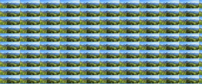 Vinylová Tapeta Hory Salazie, Réunion. - Prázdniny