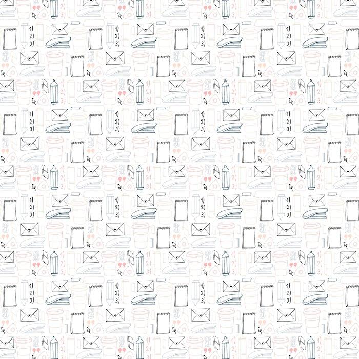 Papel Pintado Vector de patrones sin fisuras de los efectos de ...