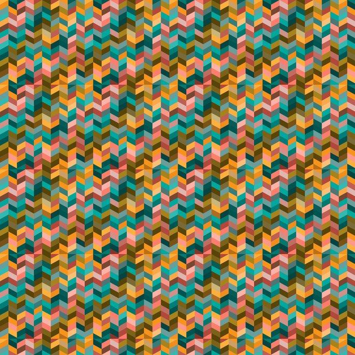 Vinylová Tapeta Abstraktní mozaika světlé pozadí - Umění a tvorba