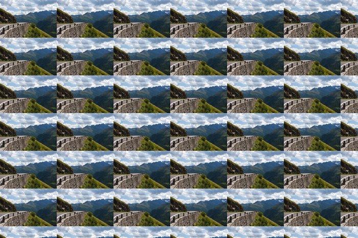 Vinylová Tapeta Alpy - Hory