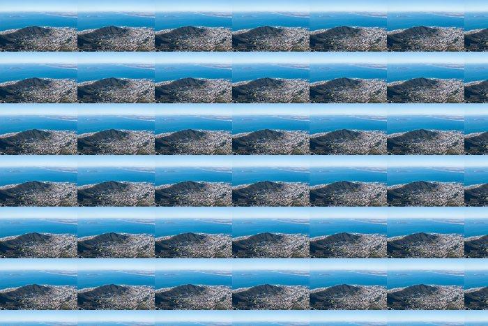 Vinylová Tapeta Scenic View v Kapském Městě, Table Mountain, Jižní Africe - Afrika