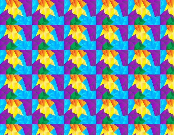 Vinylová Tapeta Abstraktní geometrické pozadí, vektor - Mezinárodní svátky