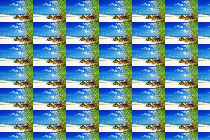 Vinylová Tapeta Krásné tropické scenérie - Prázdniny