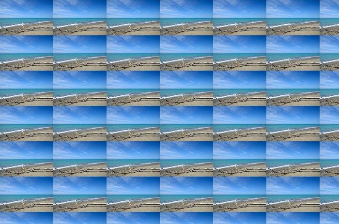 Vinylová Tapeta Pristine Beach (Toskánsko) - Evropa
