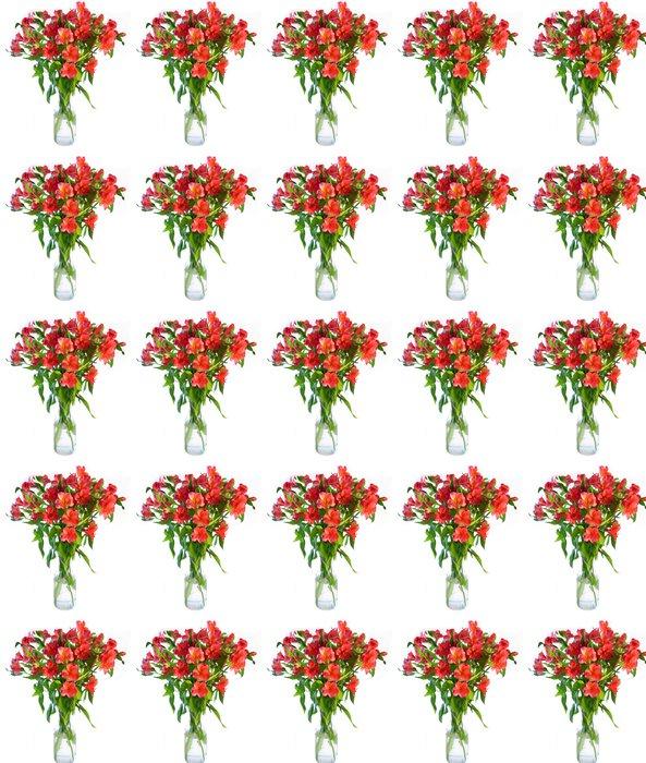 Vinylová Tapeta Květiny váza - Květiny