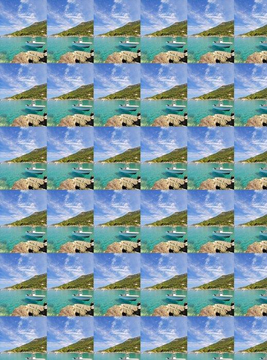 Vinil Duvar Kağıdı Cabo San Andrea'ya auf der Insel Elba değilim - Avrupa