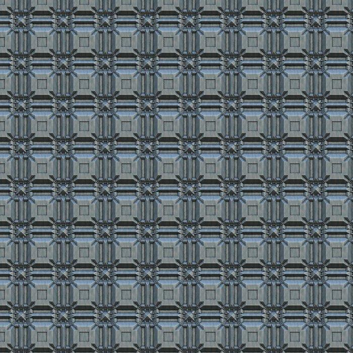 Vinylová Tapeta Struktura z kovu. vesmírná loď textury - Struktury