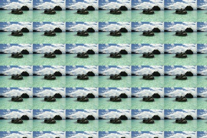 Vinylová Tapeta Bacuit archipeligo El Nido Palawan - Asie