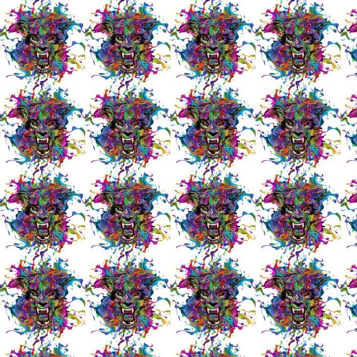 Vinylová Tapeta Světlé abstraktní pozadí - Pozadí