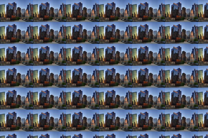 Vinylová Tapeta Město - usa - Amerika