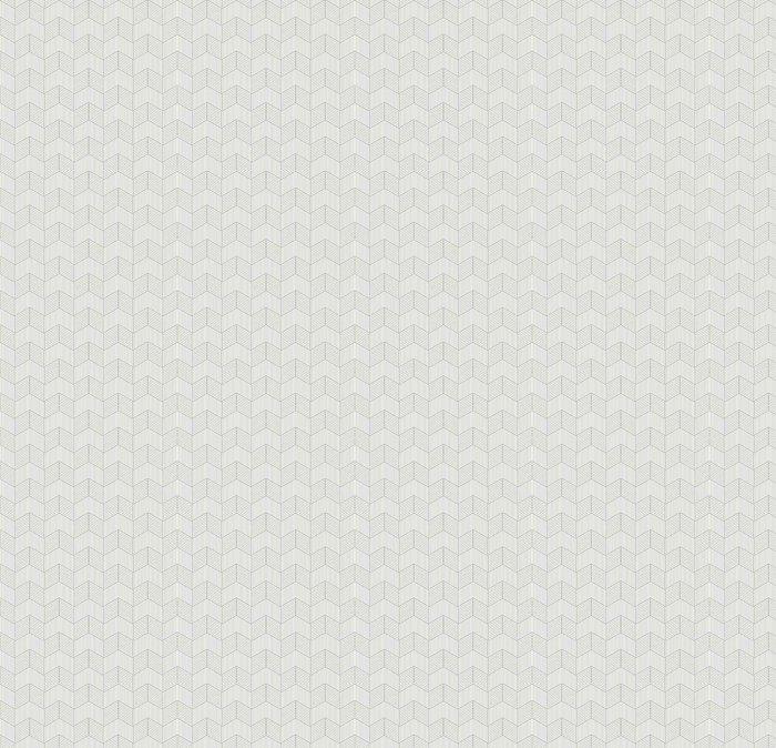 Vinylová Tapeta Seamless monochromatický Chevron vzor pruhované kosočtverce. - Grafika