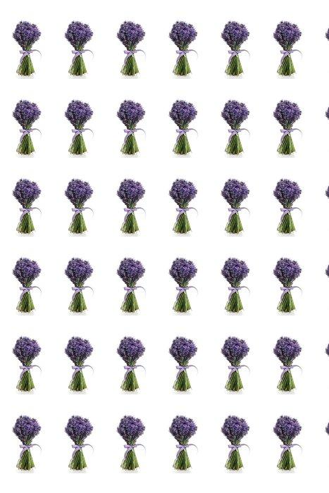 Vinylová Tapeta Kytice řezaných květin levandule - Domov a zahrada