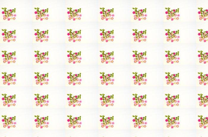 Vinylová Tapeta 新 緑 と 春 の 彩 り - Květiny