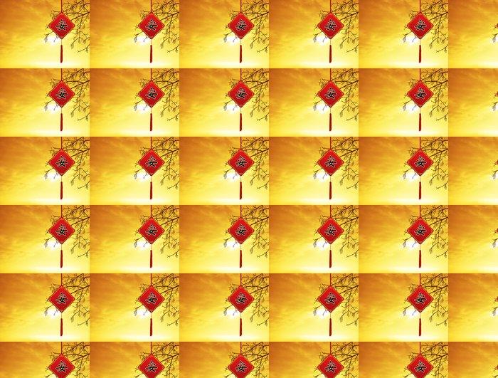 Vinylová Tapeta Klid ideogram - Náboženství