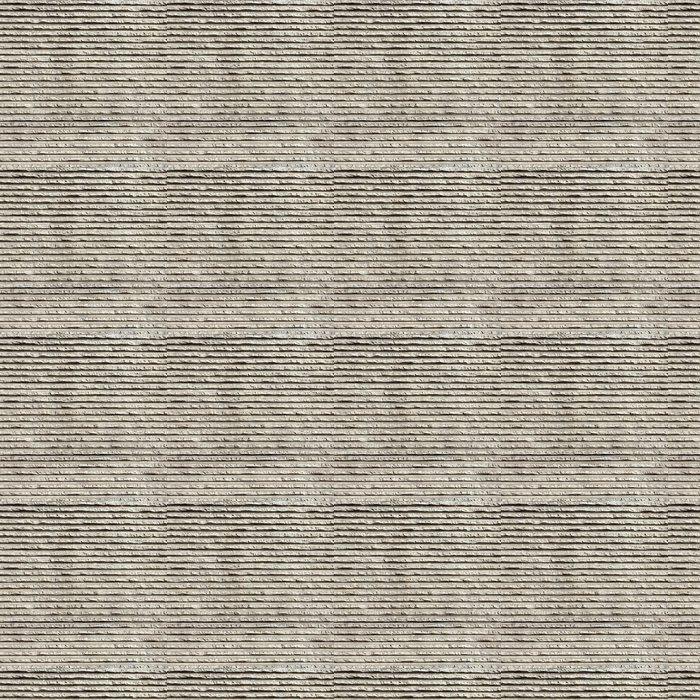 Vinylová Tapeta Béton brut Cannelé - Beton Beton - Těžký průmysl