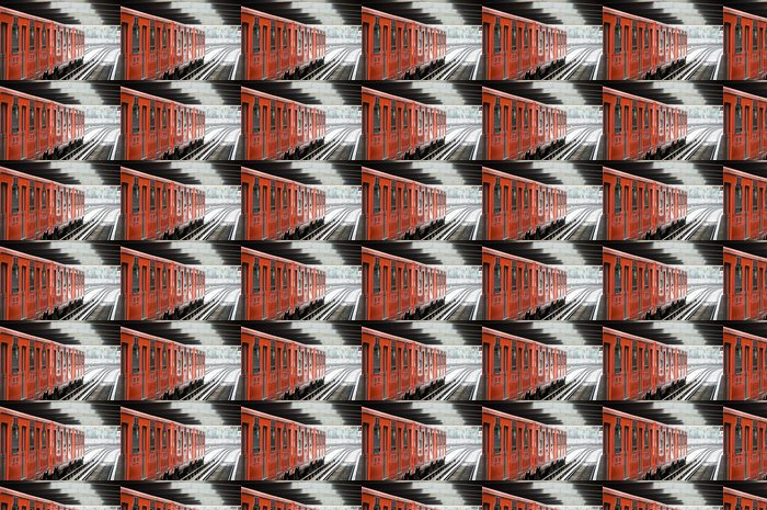 Vinylová Tapeta Podzemí v Mexico City - Témata