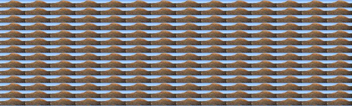 Vinylová Tapeta Sopka v národního parku Timanfaya na Lanzarote - Evropa
