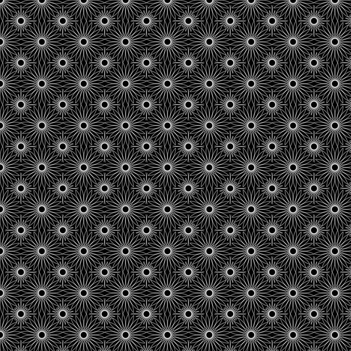 Seamless lacy floral pattern. Vinyl Wallpaper - Backgrounds