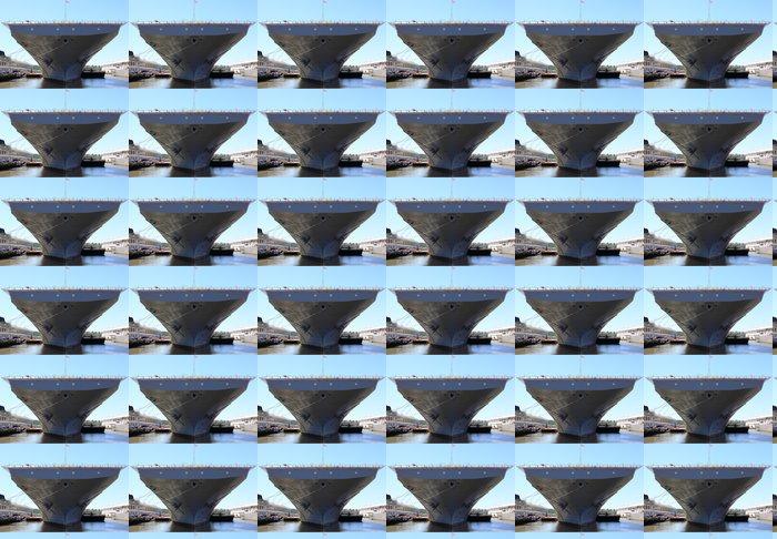 Vinylová Tapeta Letadlová loď - Lodě