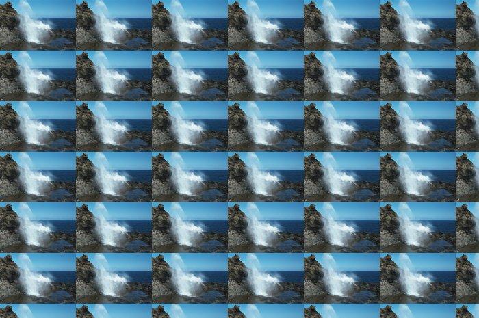 splash Vinyl Wallpaper - Water