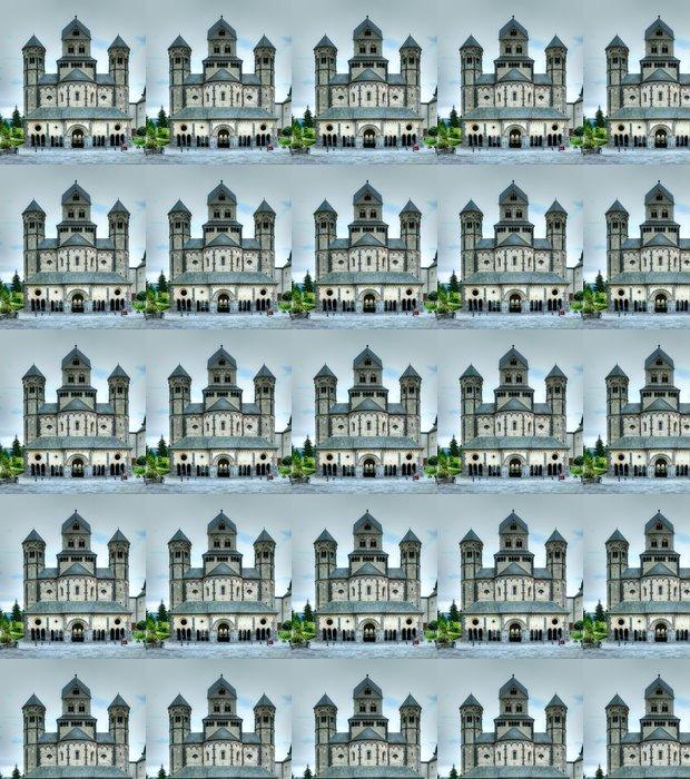 Vinylová Tapeta Maria Laach - Veřejné budovy