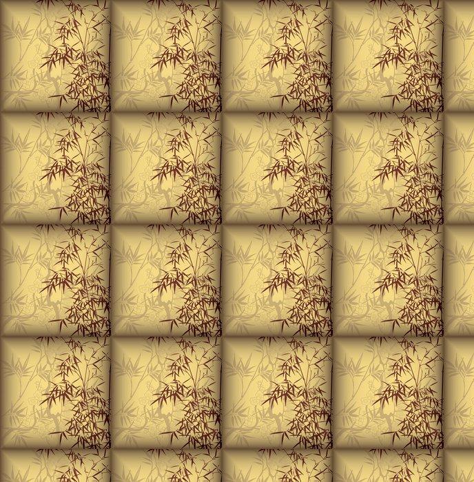 Vinylová Tapeta Bamboo Leaf Background - Témata