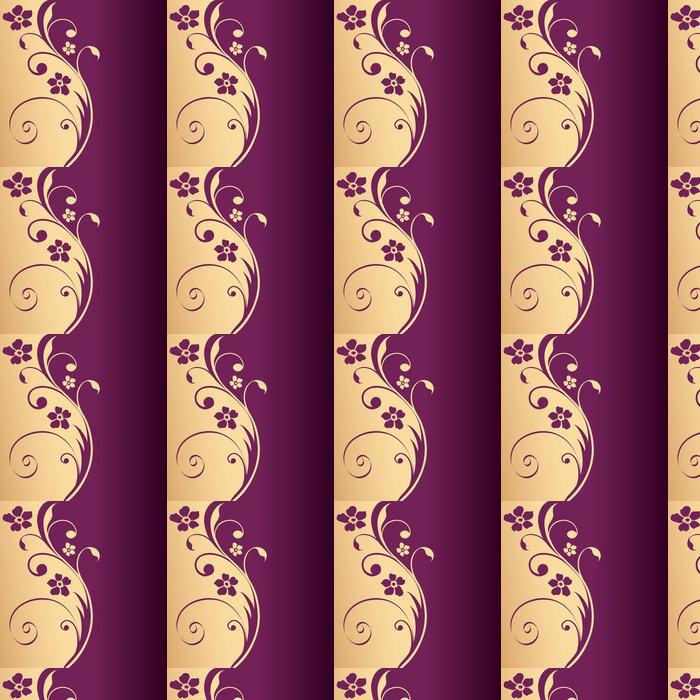 Vinylová Tapeta Květinové vektorové pozadí - Slavnosti