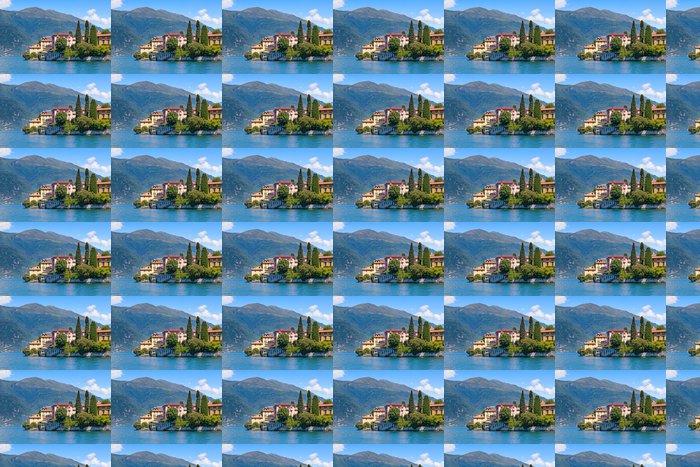 Vinylová Tapeta Lake Como - Evropa
