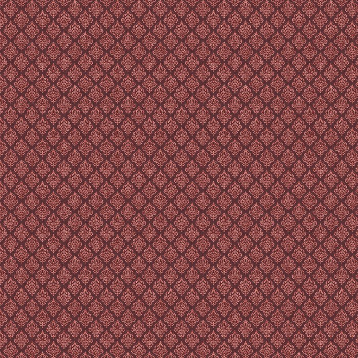 Dark Pink Damask Pattern With Rose Gold Foil Texture Vinyl Wallpaper Graphic Resources