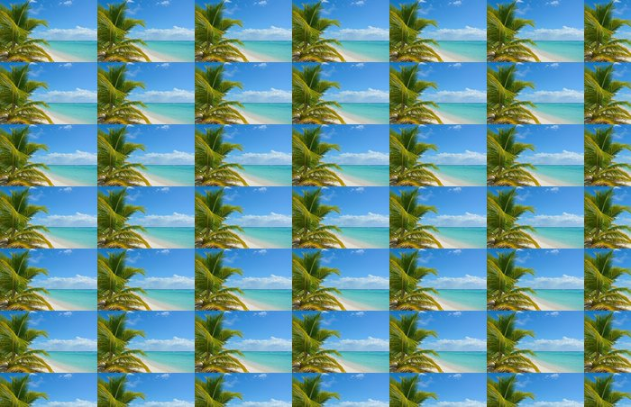 Vinylová Tapeta Tropické pozadí - Témata