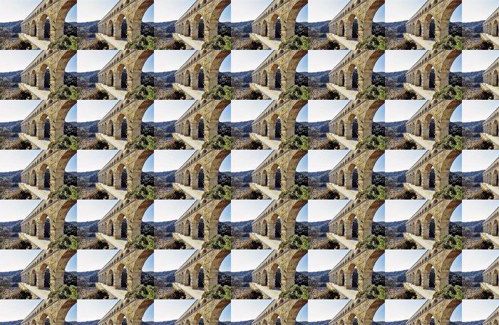 Vinylová Tapeta Pont du Gard - Evropa