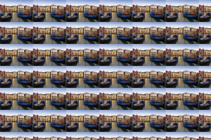 Vinylová Tapeta Gondoly v Benátkách, Itálie - Prázdniny