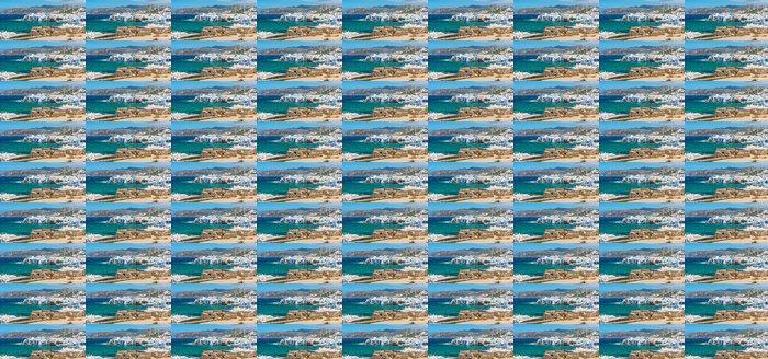 Vinylová Tapeta Panoramatický výhled na Malé Benátky na ostrově Mykonos - Témata