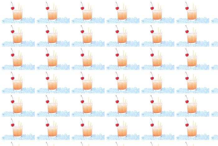 Vinylová Tapeta Alkohol margarita koktejl s drceným ledem - Alkohol