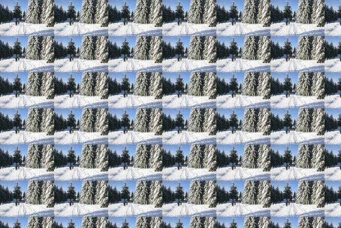 Vinylová Tapeta Rennsteig - Příroda a divočina