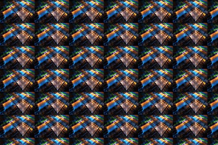 Vinylová Tapeta Abstraktní futuristické pozadí - Pozadí