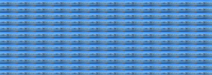 Vinylová Tapeta Miami Downtown Skyline - Amerika