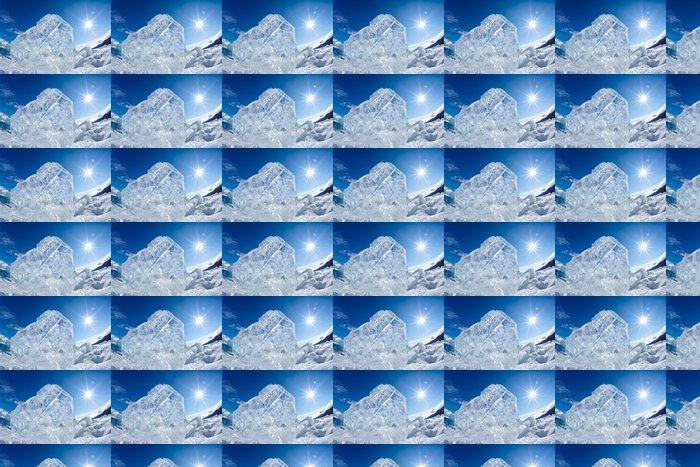 Vinylová Tapeta Zimní Baikal - Asie