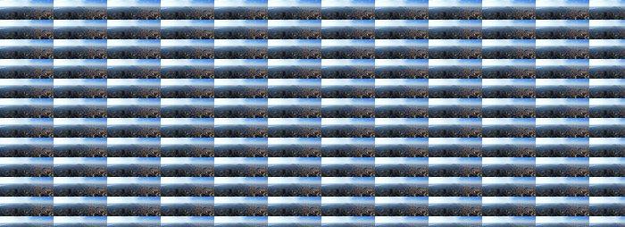 Vinylová Tapeta Letecký panoramatický výhled na dolní Manhattan, New yo - Americká města