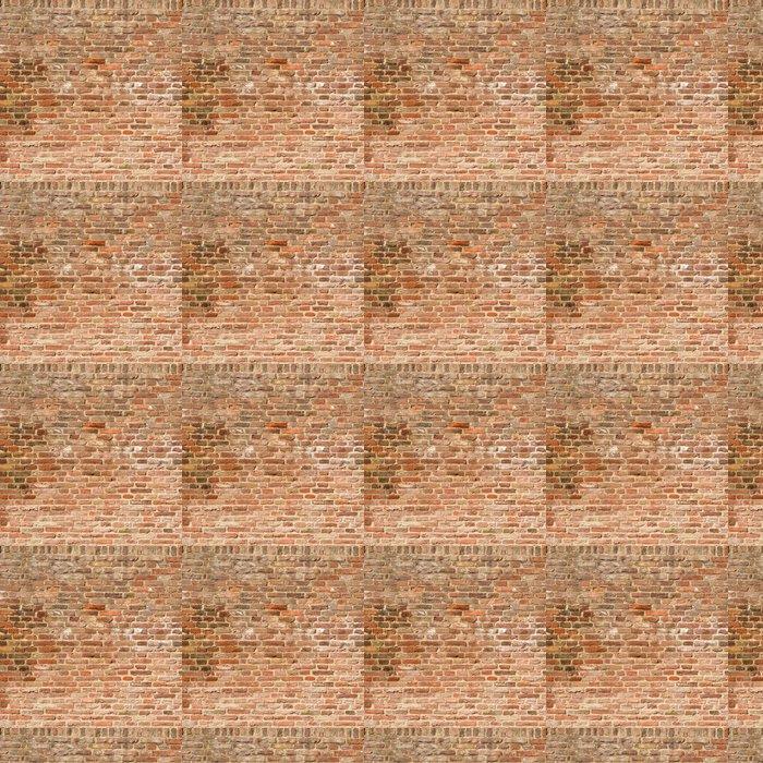 Vinylová Tapeta Pozadí cihlové zdi textury - iStaging