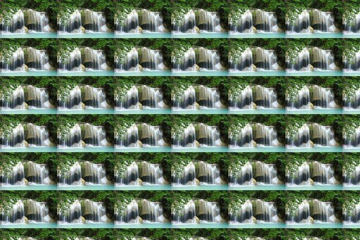 Vinylová Tapeta Erawan vodopádu, Thajsko - Asie