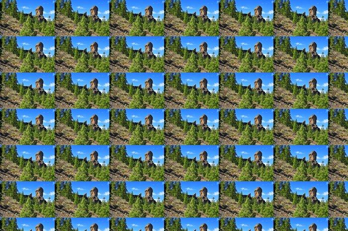 Vinylová Tapeta Nublo monolit na ostrově Gran Canaria, Španělsko - Témata