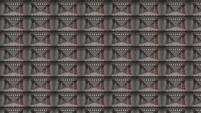 Vinylová Tapeta Futuristický pozadí - Čas