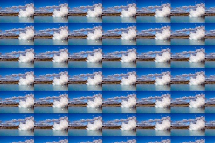 Vinylová Tapeta Geysir Island - Nebe