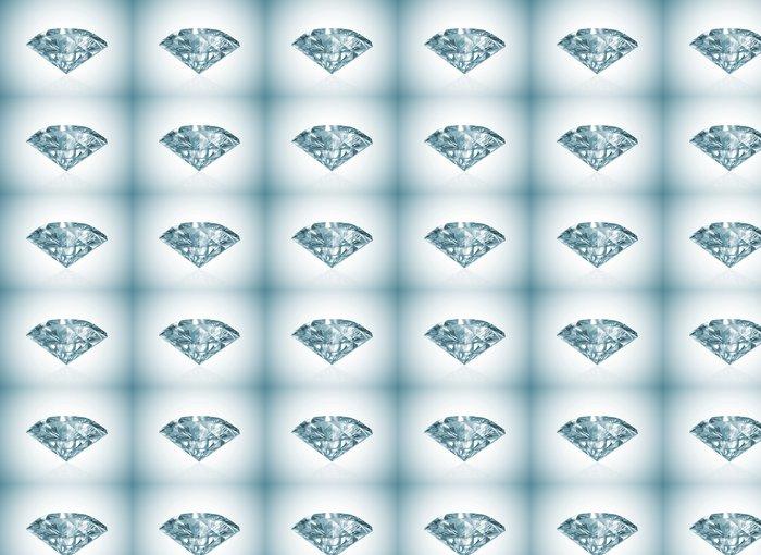 Vinylová Tapeta Diamant - Těžký průmysl